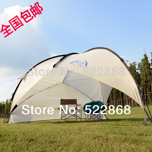 UV silvering large outdoor tents beach barbecue pergola shade canopy shade canopy<br><br>Aliexpress