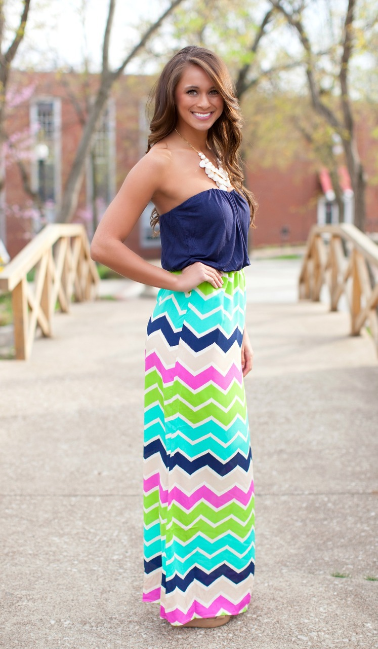 Collection Beach Long Dresses Pictures - Reikian