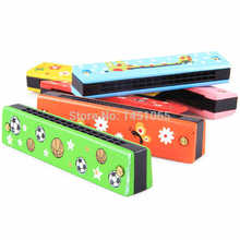 Artesanato Capinhas Early Childhood Educational Toys Orff Musical Instruments for Children 16 -hole Playing Music Colored Wooden(China (Mainland))