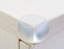 1 Pcs Ball shape soft pvc baby safety desk table corner protector edge guard corner bumper