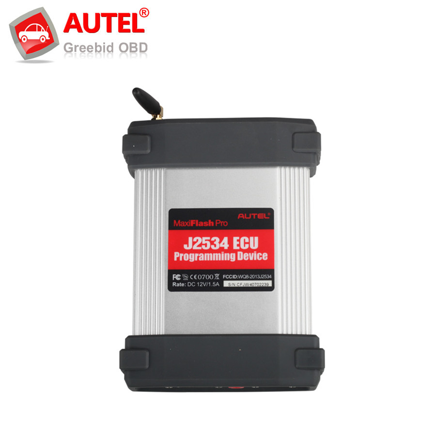 [AUTEL Distributor] Autel MaxiFlash Pro J2534 ECU Programming Tool Works with Maxisys 908/908P MaxiFlash Pro Programming Device(Hong Kong)