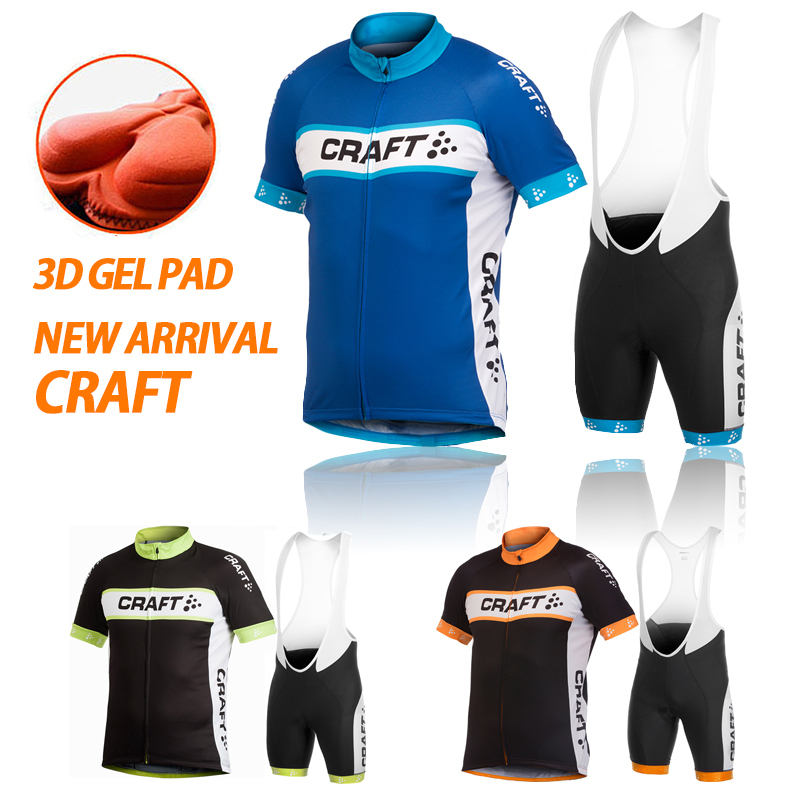 2015 craft cycling jersey bicycle short sleeve clothing for Craft mountain bike clothing