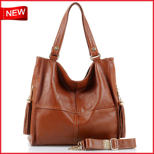 HOT 2015 new designer women Cowhide leather bags handbags high quality 3 candy color messenger shoulder Bags luxury tote<br><br>Aliexpress