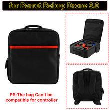 Free shipping! Carrying Case Shoulder Bag Backpack Bag For Parrot bebop Drone 3.0 RC Quadcopter