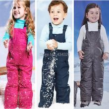 2015 Leggings Hot Sale Original Winter Children Bib Outdoor Wate