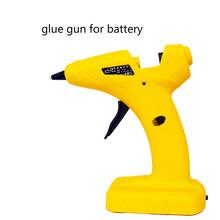 Glue Gun For Battery Wireless Cordless Hot Glue Gun Mini Glue Gun 8W