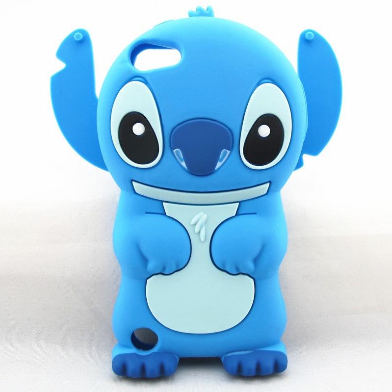 Popular 3d Stitch Ipod Touch 4g Case Buy Cheap 3d Stitch