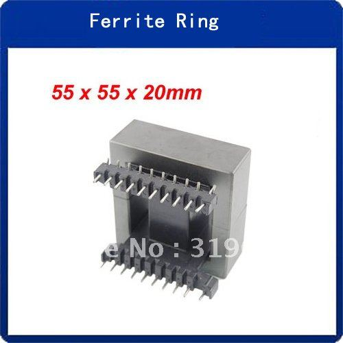EE55 EE Transformer Inductor Ferrite Magnetic Core 20 Pins Metal Bobbin(China (Mainland))