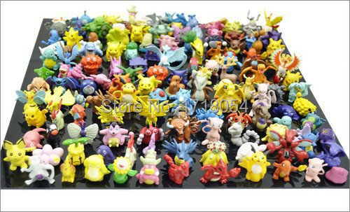Retail And Wholesale Action Figure figuras Pokemon Brinquedos Toys Adventure Time Pikachu Decoration CBRL Children Gift Model(China (Mainland))