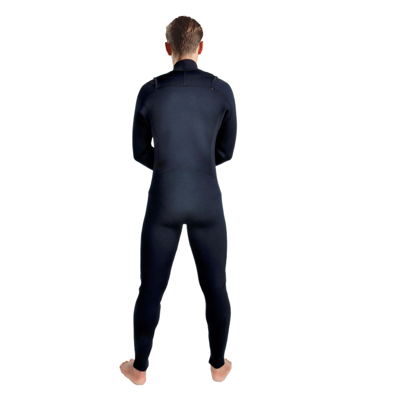 Brandnew A1612 Black 4mm Mens Neoprene Scuba Diving Clothing From Best Scuba Diving Supplies LEEYA(China (Mainland))