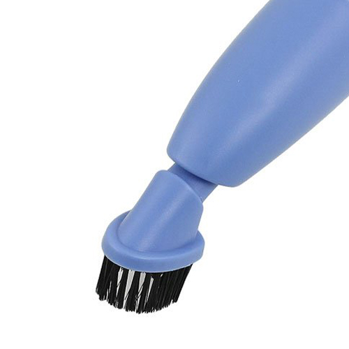 Promotion ! Laptop PC Keyboard USB Mini Vacuum Cleaner Dust Collector Blue(China (Mainland))