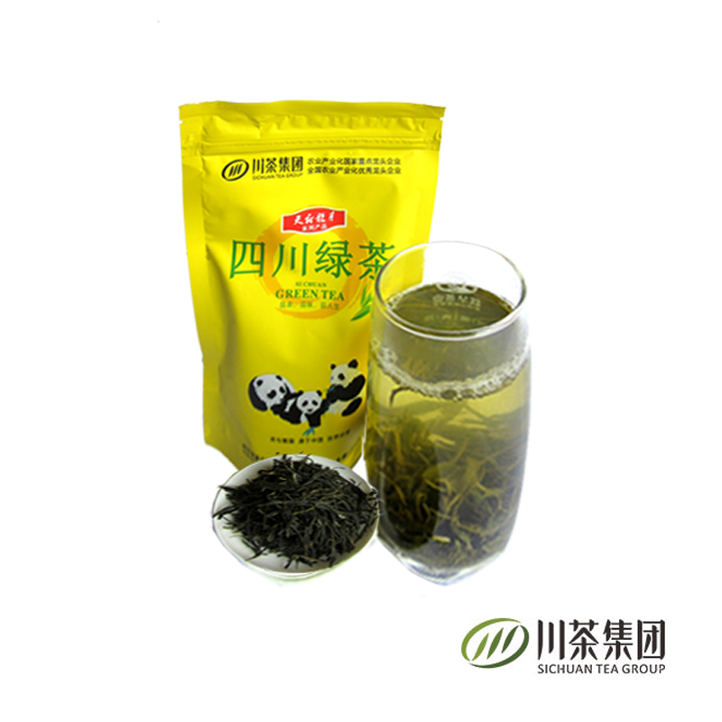 green tea/ 98g/ china sichuan/ itoen green tea/Free shipping(China (Mainland))