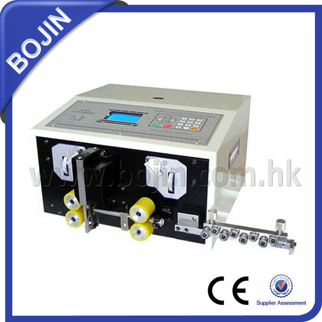 Automatic Wire Stripping Machine, Wire Cutting Machine, Sheathed Wire Stripper Machine