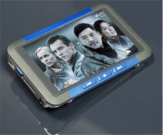 Free Shipping 2014 NEW 2.8 Inch LCD Screen MP4 MP5 Player Real 8GB Music Player FM Voice Recorder Ebook Video(China (Mainland))
