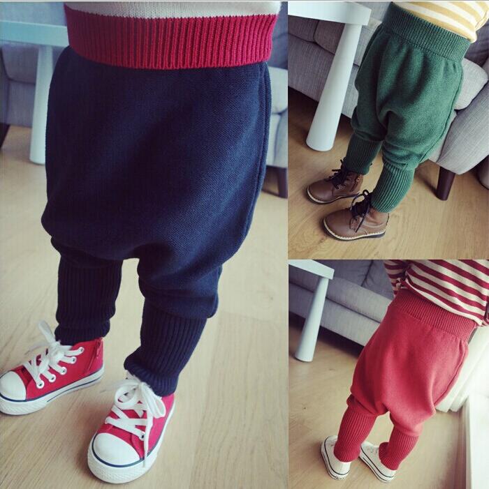 2015/2016 New Fashion Girls Children Kids Winter Autumn Warm Cotton Harem Pants Trousers <br><br>Aliexpress