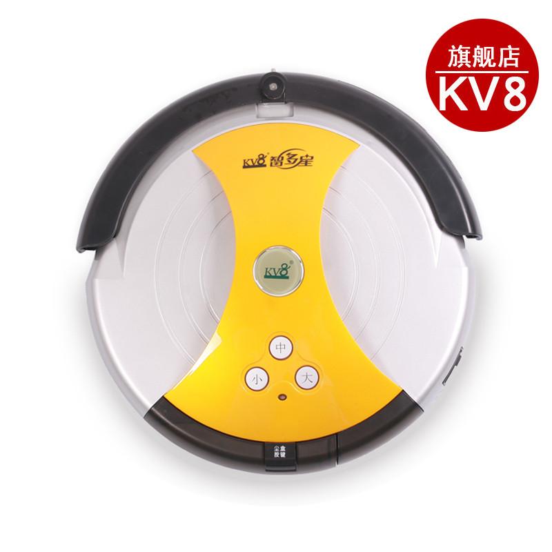 Automatic charging automatic navigation KV8 mastermind M-388 intelligent vacuum cleaner sweeping robot(China (Mainland))