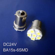 High quality 24V BA15s BAU15s PY21W 1141 1156 R5W P21W Truck Led Rear Light,Freight Car Led Reverse Light free shipping 2pcs/lot(China (Mainland))
