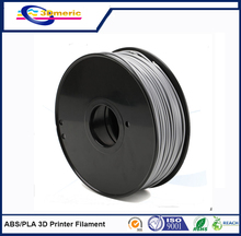 1.75mm Sliver PLA/ABS 3D Printer Filament – 1kg Spool (2.2 lbs) – Dimensional Accuracy +/- 0.05mm