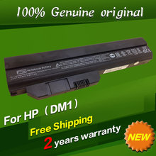 Free shipping Original laptop Battery For Hp Pavilion dm1-2001xx dm1-3200 dm1-3200sg dm1z-2000 CTO dm1z-3200 CTO