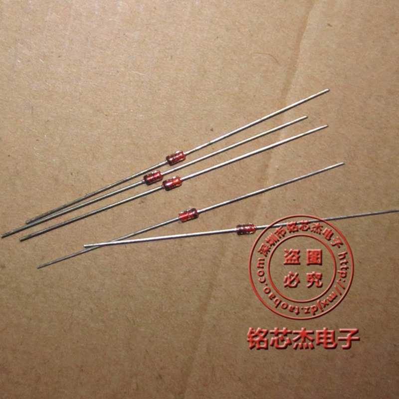 1N914 IN914 high frequency switch diode DO-35 in stock New Original IC diy electronic(China (Mainland))