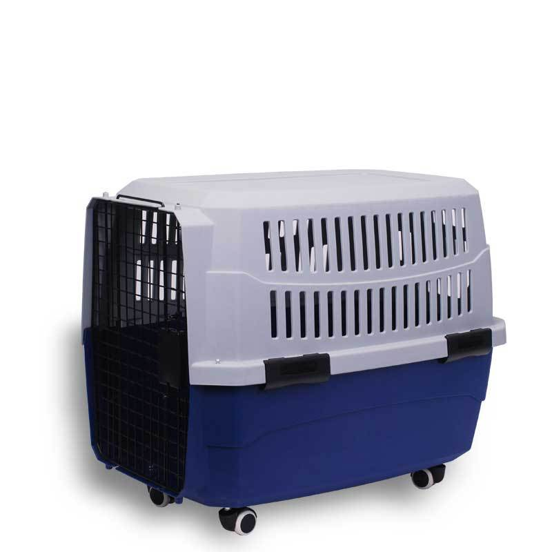 Hot-selling! Supper Large One Door Transportation Crates Pet Carrier Box Three Size For Sale(China (Mainland))