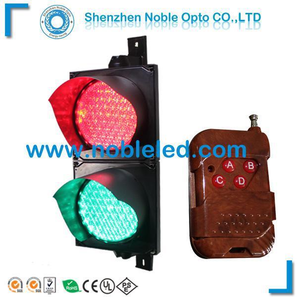 200 мм дистанционного управления красный зеленый из светодиодов светофор