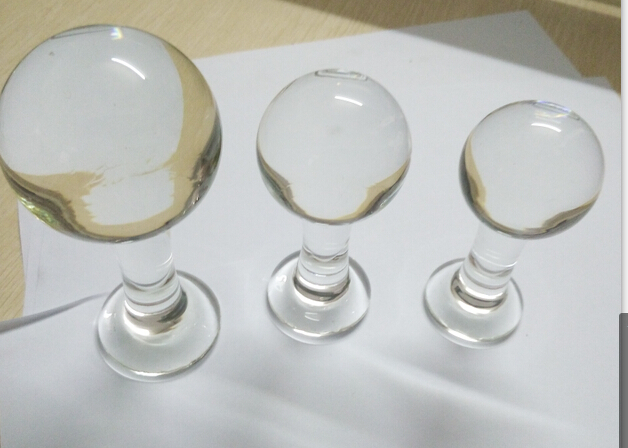 100% actual picture big glass anal plug Sex toy for gay butt plug glass dildo,Massage masturbation Sex Products for Male/Female<br><br>Aliexpress