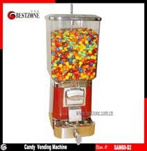 Free shipping whole sale Toy capsule or bouncing ball vending machine can contain 25mm-40mm balls(China (Mainland))