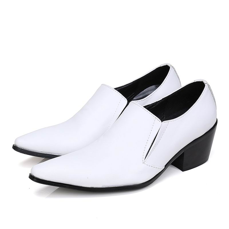 High Quality Mens White Leather Dress Shoes-Buy Cheap Mens White ...