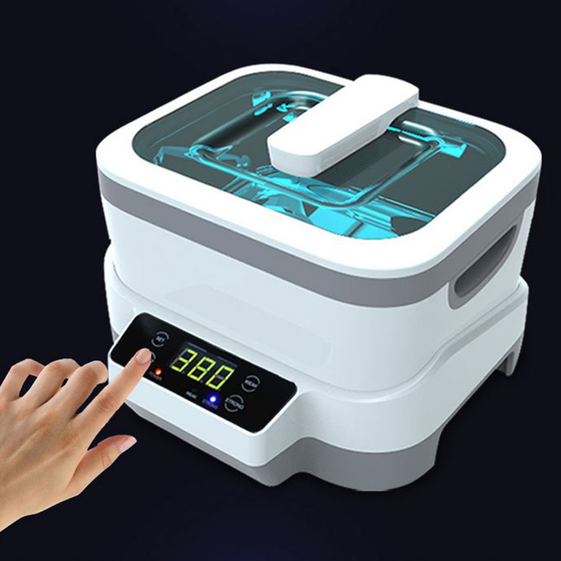 Здесь можно купить  Fission Machine Dual Touch Screen Sterilizer Pot Salon Nail Tattoo Clean Metal,Watches,Gem Ultrasonic autoclave Cleaner Tool  Красота и здоровье