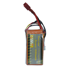 You&me Lipo battery 22.2V 1500MAH 25C 4S fast charing RC Lipo battery for rc boat helicopters