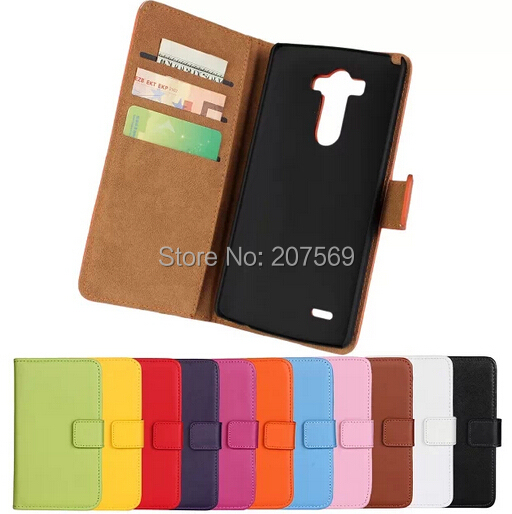 For LG G3 S Wallet Case,New Book Style Stand Leather Card Flip Cover Case For LG G3 mini G3 Beat