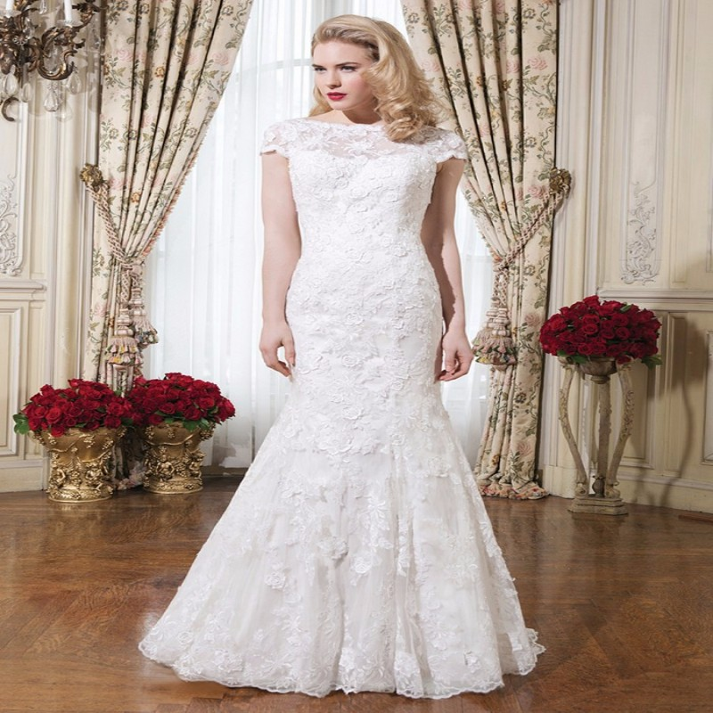 2015 abito da sposa rosa white appliques lace overlay for Lace overlay top for wedding dress