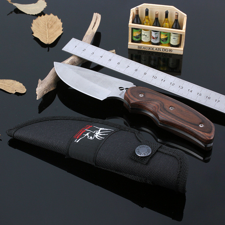 Buy High Quality Stainless Steel Tactical Knife Outdoor Camping Knife Folding Knife Survival Tool Multifunctional Tool cheap