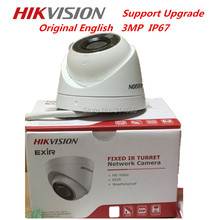 Buy Hikvision IP Camera DS-2CD1331-I Replace DS-2CD2335-I 3MP CCTV Camera Mini Dome IP Camera Support UPgrade for $76.00 in AliExpress store
