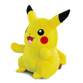 Children Pokemon Brinquedos Anime Plush Toys Pikachu With Tags Soft Doll 30cm New Japan Cute Cartoon