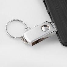 Mini Metal USB Flash Drives USB 2.0 Pen Drive 64GB 32GB 16GB 8GB 4GB Pendrives Usb Stick USB Memory Stick Gift