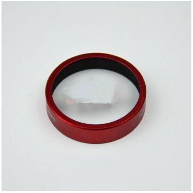 RC Quadcopter Spare Part Camera Lens Cover Red For DJI Phantom 3 RC Quadcopter Multicopter Helicopter Spare Parts