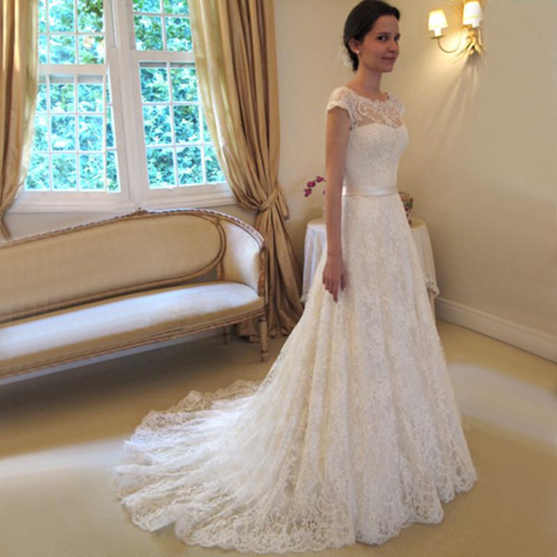 Popular Simple Elegant Wedding Gowns-Buy Cheap Simple Elegant ...