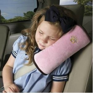 Drop Shipping ! Seat Belt Shoulder Pad Car Shoulder Neck Strap Pillow Car Safety Seat Belt Cushion Harness Comfortable Pad