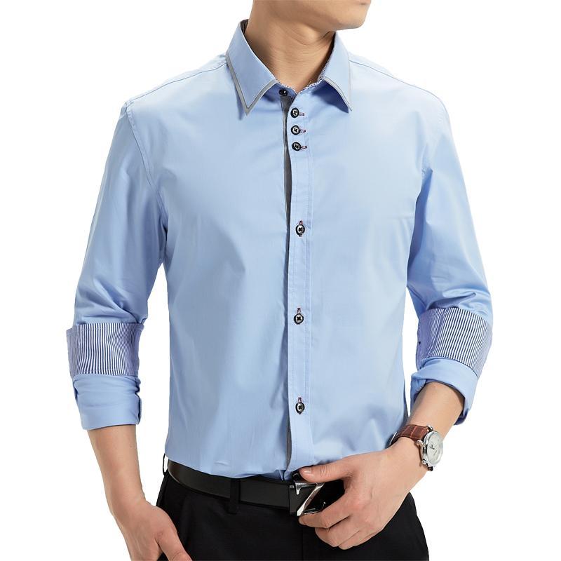 Chemises Pour Hommes Hommes Luxe Chemises