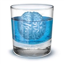 2014 Brain Shape ice mold ,4form Freeze Cube ice tray ,Bar party Lego Romantic cocktail party for Drink ice new tricks Maker