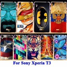 Buy Durable Mobile Phone Shell Sony Xperia T3 M50W D5102 Covers Housing D5103 D5106 Case Back Protector Breaking Bad Shield Bag for $1.28 in AliExpress store