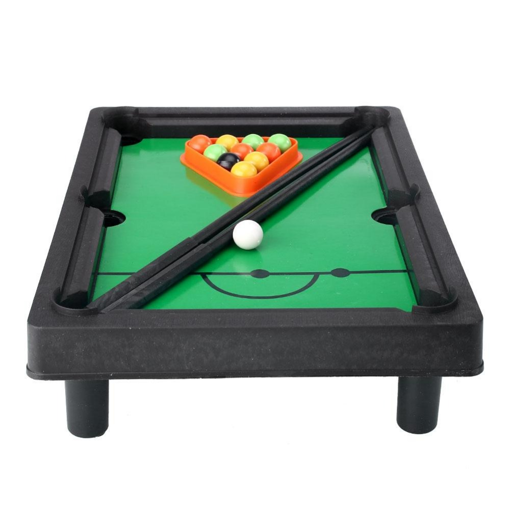 Fashion Kids Mini Tabletop Pool Table Game Snooker Billiards Toys Easy To Assemble Creative Gift(China (Mainland))