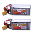 2Pcs Lot Lithium LiPo Battery 11 1V 1500Mah 3S 40C XT60 For RC Quadcopter Drone Helicopter