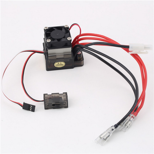 1Pc 7.2V-16V 320A High Voltage ESC Brushed Speed Controller RC Car Truck Buggy Boat Hot Selling(China (Mainland))