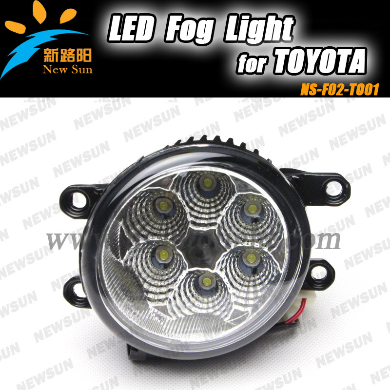 Система освещения NEWSUN 2015 TOYOTA CAMRY , IP67 18W TOYOTA Corolla AXIO 2007 tcart 2x auto led light daytime running lights turn signals for toyota prius highlander for prado camry corolla t20 wy21w 7440