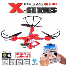 Lynrc X400-1 drone 6 Axis GYRO Quadcopter can add optional HD FPV wifi Camera(China (Mainland))
