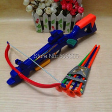plastic toy bow  Bow and arrow gun