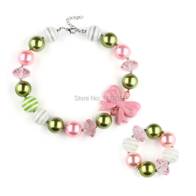 aliexpress buy 2sets sweet bow bubbegum